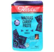 Geetas Madras Curry Paste